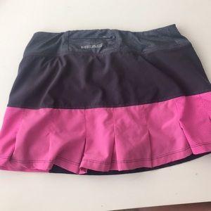 COPY - head tennis skirt